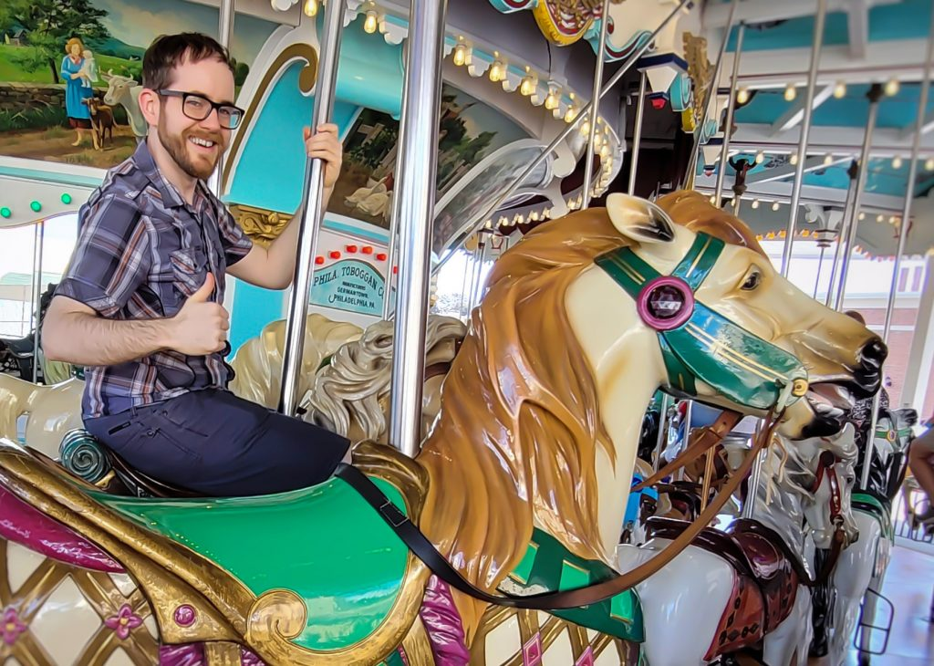 Brendan Bailey Nixie Video Game Developer